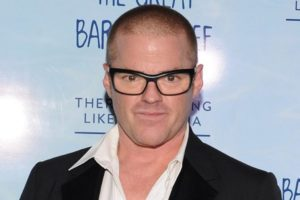 Heston Blumenthal profile
