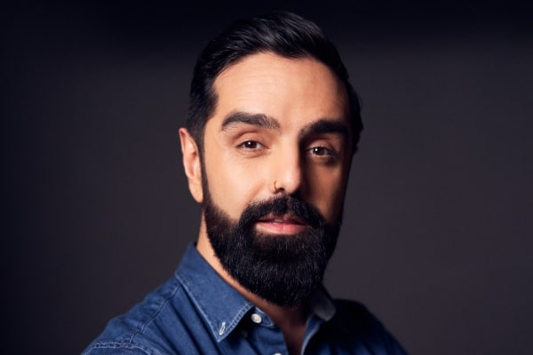 Navid Modiri, fotograf: Robert Eldrim
