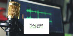 MySpeaker Rhetorich bannerbild