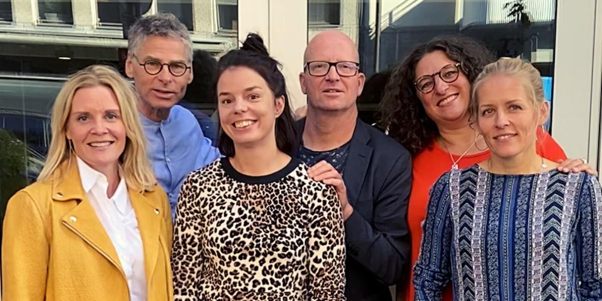 MySpeaker team oktober 2020