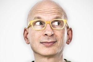 Seth Godin profilbild