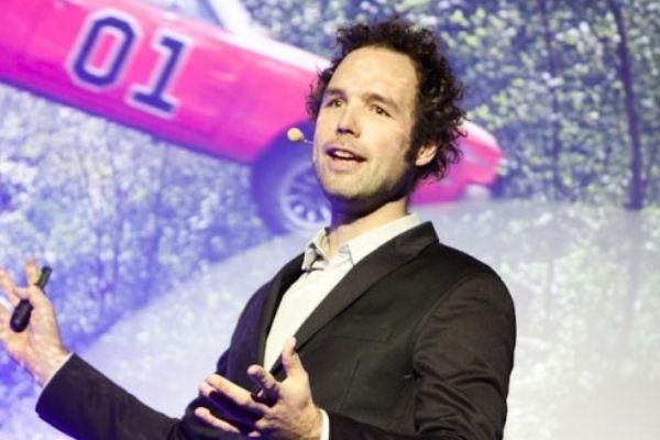 Thimon de Jong profilbild