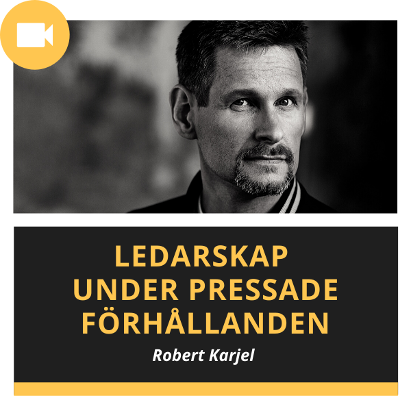 Robert Karjel omslagsbild MySpeaker video