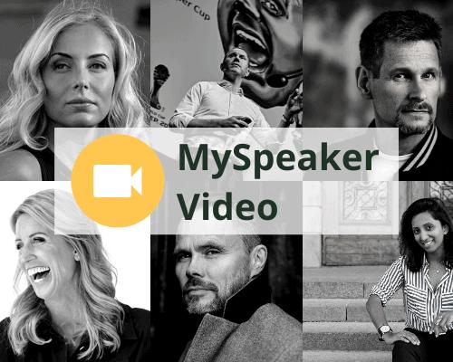MySpeaker video box startsida