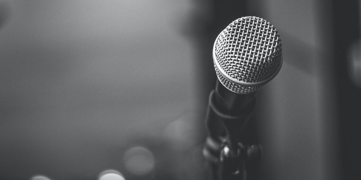 Hur blir du en bra talare banner
