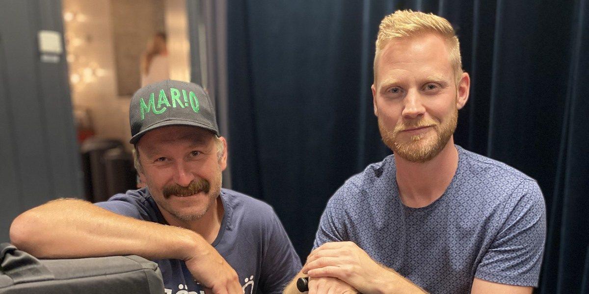 Kalle och Pär på internfilm