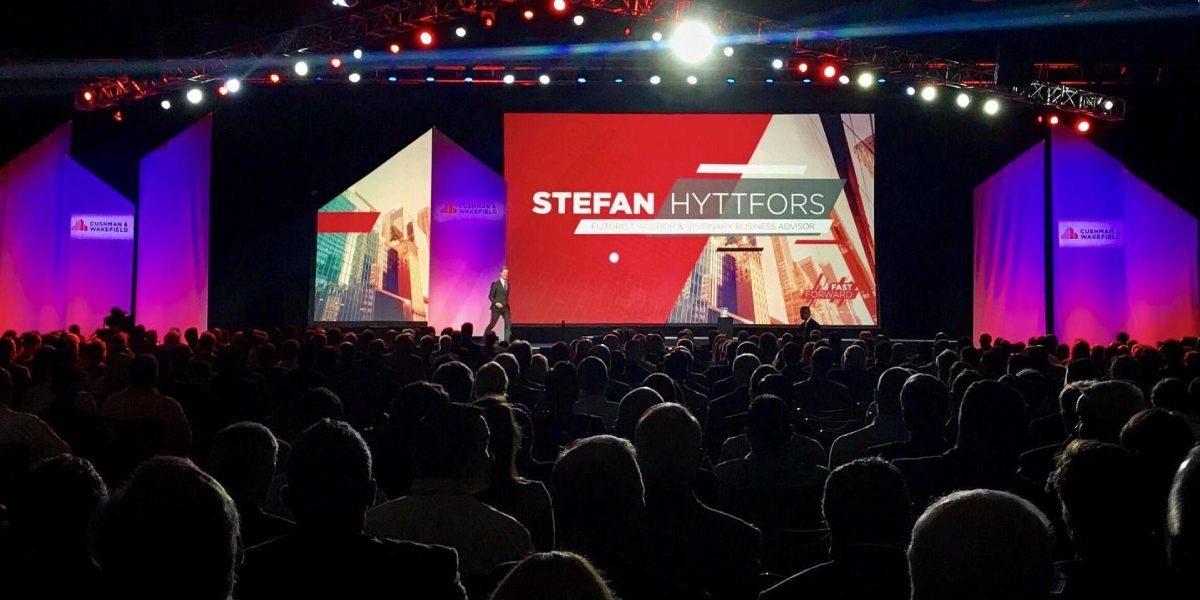 Stefan Hyttfors bannerbild